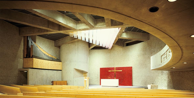Église Saint-Joseph et immeuble de bureaux, 50 avenue Hoche | Paris 8e