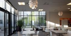 Cafeteria de l'Institut d'Optique IOGS | Palaiseau (91)