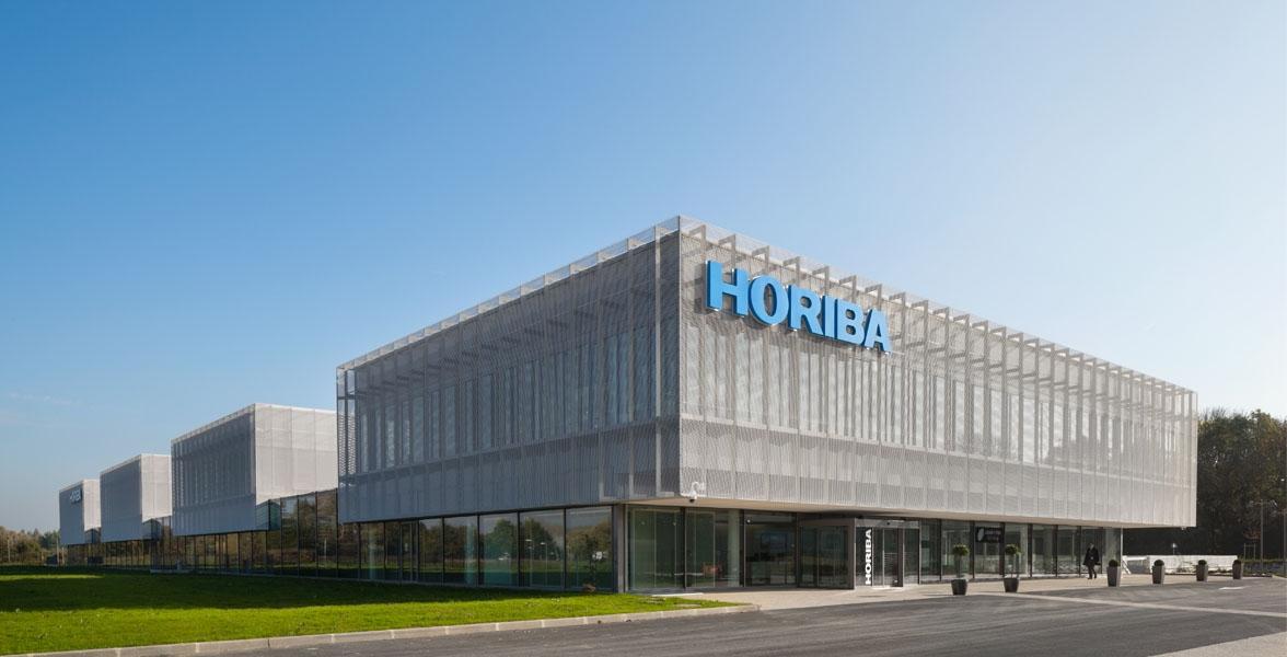 Centre de recherche en optique et siège européen du groupe Horiba   Palaiseau (91)