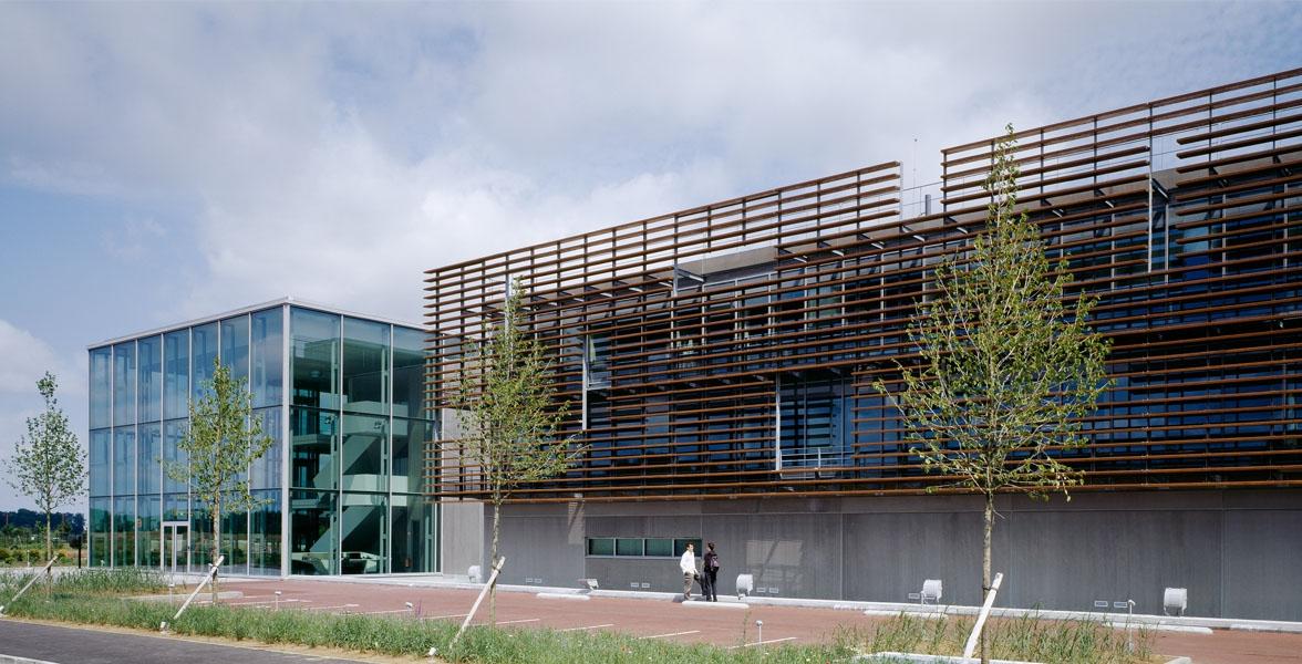 Centre de recherche et de développement Thalès Campus Polytechnique | Palaiseau (91)