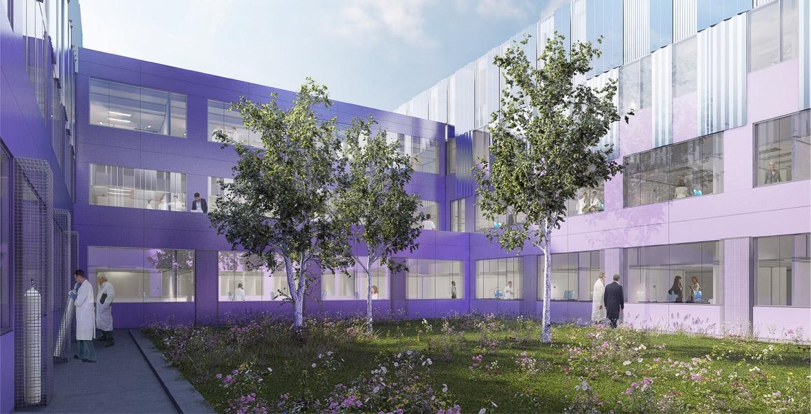 concours pour le bâtiment ICE du CEA Sacaly | Saclay(91)