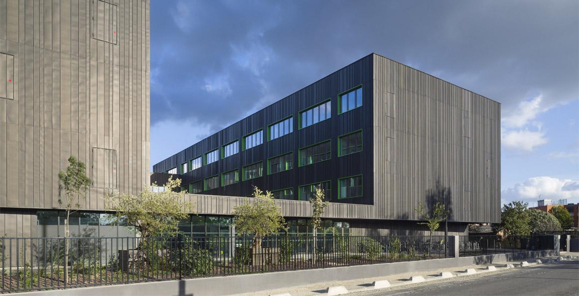 Création d'un immeuble de bureaux pour RTE - Bâtiment BBC | Toulouse (31)