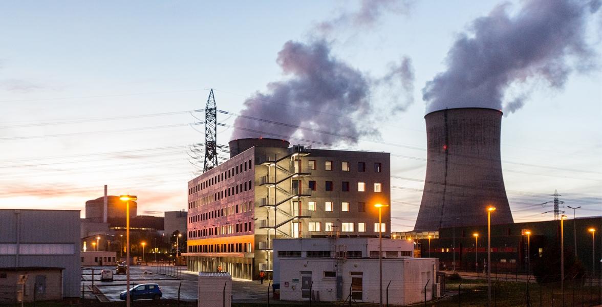 EDF Partner | Cattenom (57) - Chooz (08) -  Gravelines (59) - Penly (76)