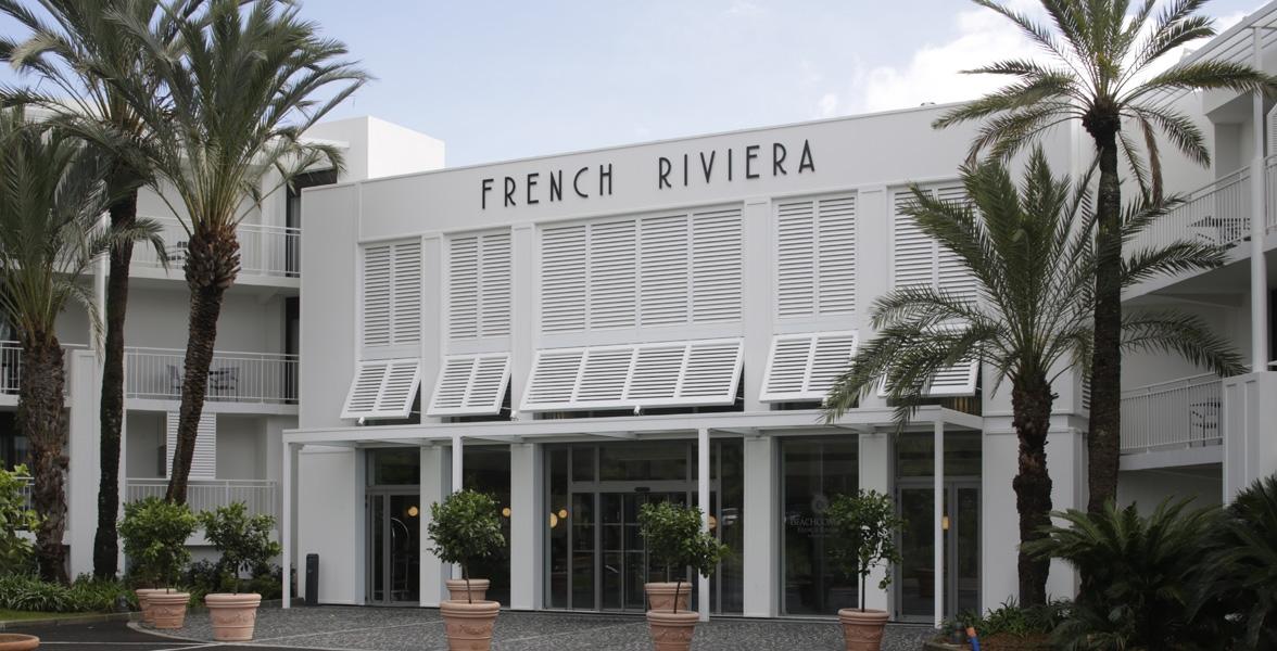 Hôtel French Riviera Beach comber | Biot - Sofia Antipolis (06)