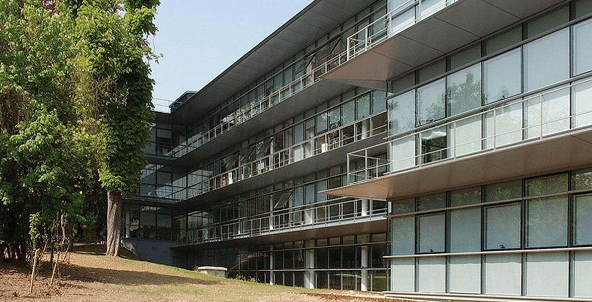 Immeuble de bureau Crédit agricole d'Ile-de-France | Brunoy (91)