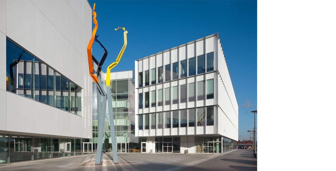 L'Oréal centre de recherche appliquée et de développement capillaire - Opération pilote HQE | Saint-Ouen (93)