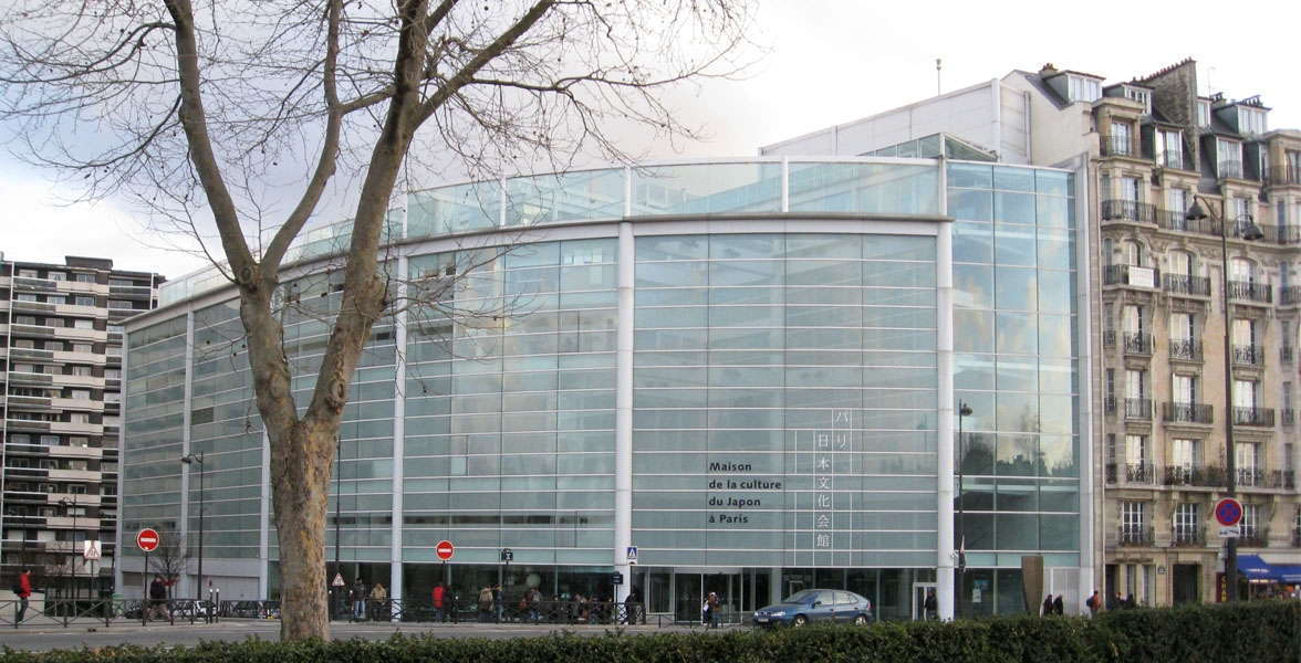 Maison de la culture du japon paris 15e serau architectes et ing nieurs a - Maison du japon a paris ...