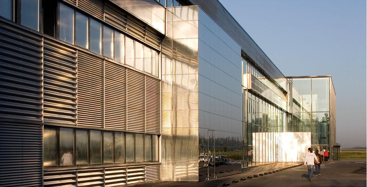 Nouvel Institut d'Optique Campus Polytechnique | Palaiseau (91)