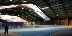 Réalisation de courts de tennis couverts et club-house | Brétigny-sur-Orge