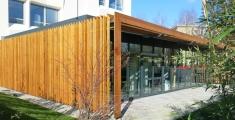 Réhabilitation d'un Immeuble de bureaux et extension d'un RIE Crédit Agricole IDF | Brunoy (91)