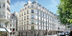 Réhabilitation lourde îlot d'habitations de de commerces, rue de Rivoli | Paris 1er