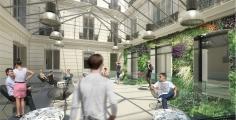Rénovation d'un immeuble haussmanien en bureaux | Paris (75)